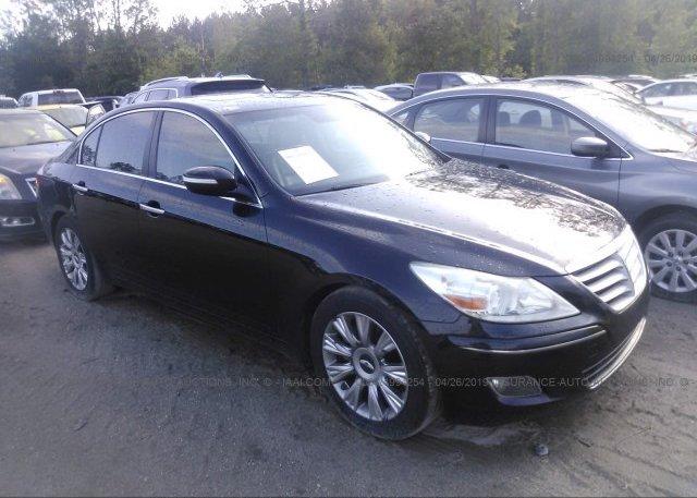 Inventory #818425822 2009 Hyundai GENESIS