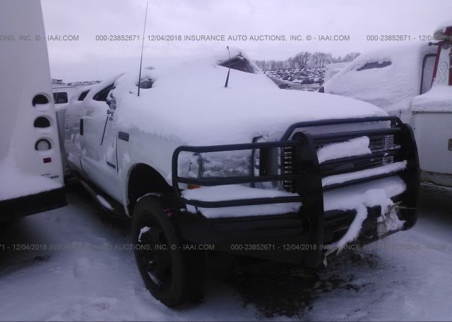 Inventory #846523005 2002 FORD F550