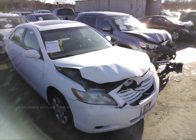 Inventory #625627726 2008 Toyota CAMRY