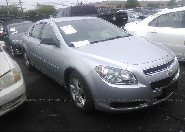 Inventory #631114658 2012 Chevrolet MALIBU