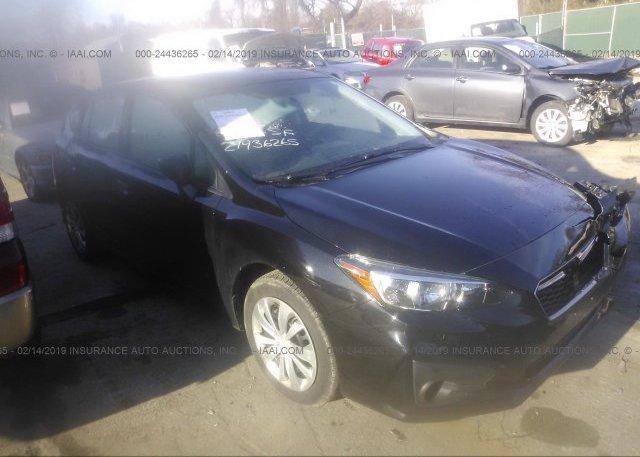 Inventory #685259375 2017 Subaru IMPREZA