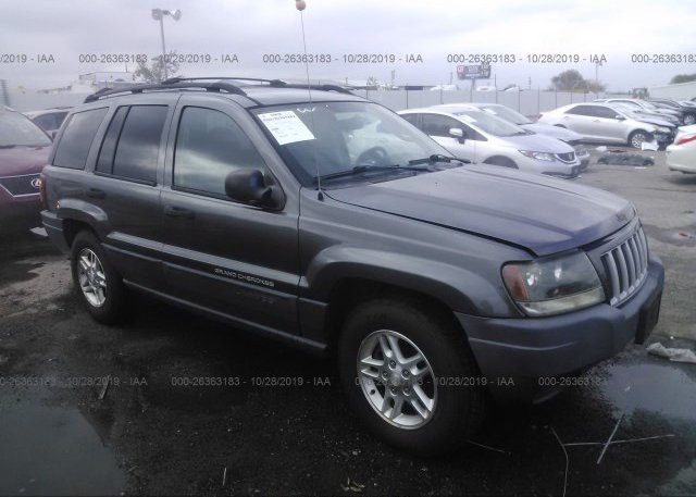 Inventory #813088159 2004 JEEP GRAND CHEROKEE