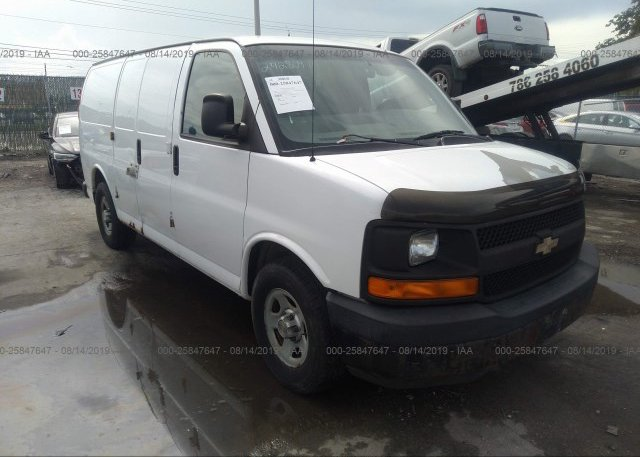 Inventory #377661209 2008 Chevrolet EXPRESS G1500