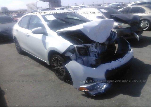Inventory #583688470 2016 Toyota COROLLA