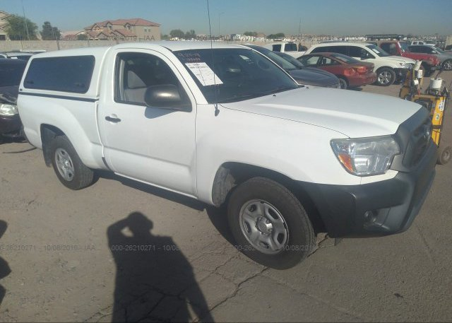 Inventory #686353455 2014 Toyota TACOMA