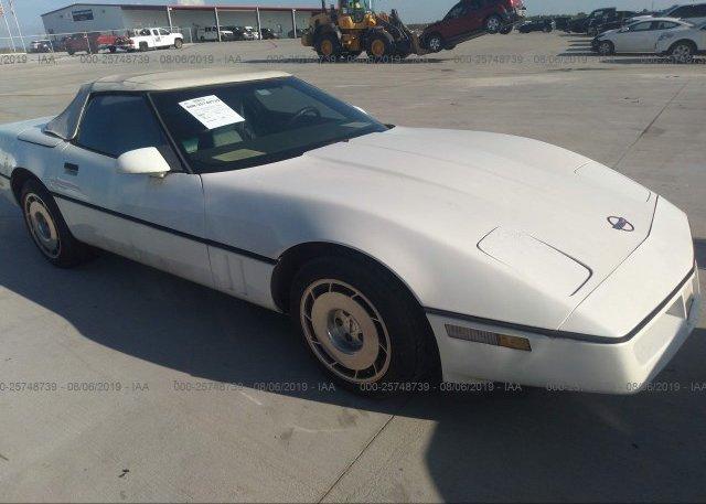 Inventory #466582815 1986 Chevrolet CORVETTE