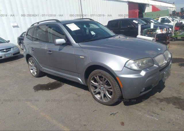 Inventory #912874575 2007 BMW X3