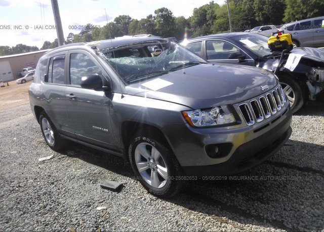 Inventory #910386423 2012 JEEP COMPASS