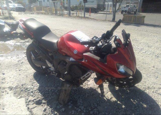 Inventory #966669594 2007 Yamaha FZ6