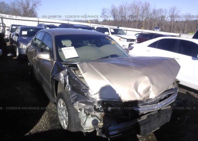 Inventory #474896975 2005 Chevrolet IMPALA