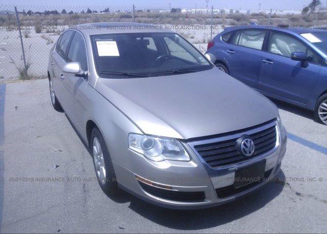 Inventory #759543454 2006 Volkswagen PASSAT