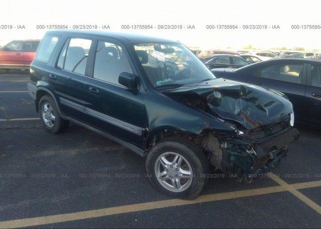 Inventory #182088308 1998 HONDA CR-V