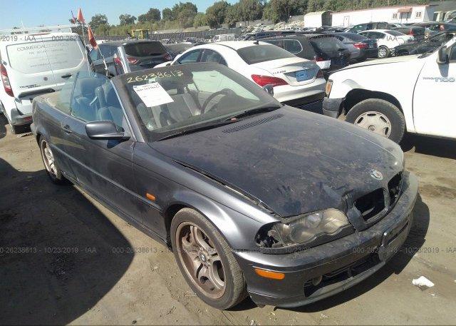 Inventory #522975129 2001 BMW 330