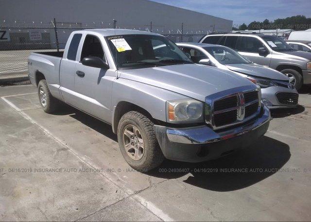 Inventory #587753034 2005 Dodge DAKOTA