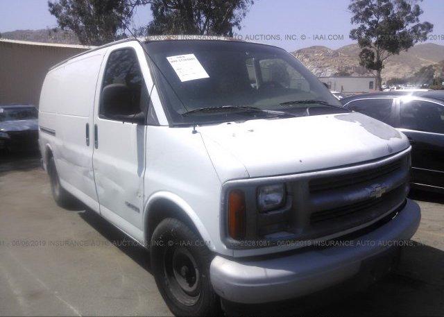 Inventory #727664540 2001 Chevrolet EXPRESS G1500