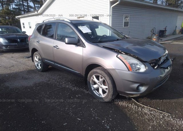 JN8AS5MT8BW577430 2011 NISSAN ROGUE