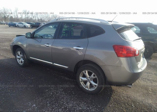купить 2011 NISSAN ROGUE JN8AS5MT8BW577430