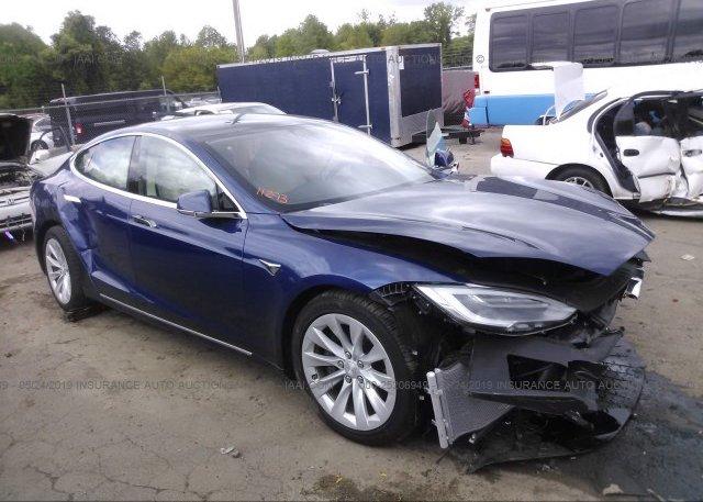 Inventory #941959870 2017 Tesla MODEL S
