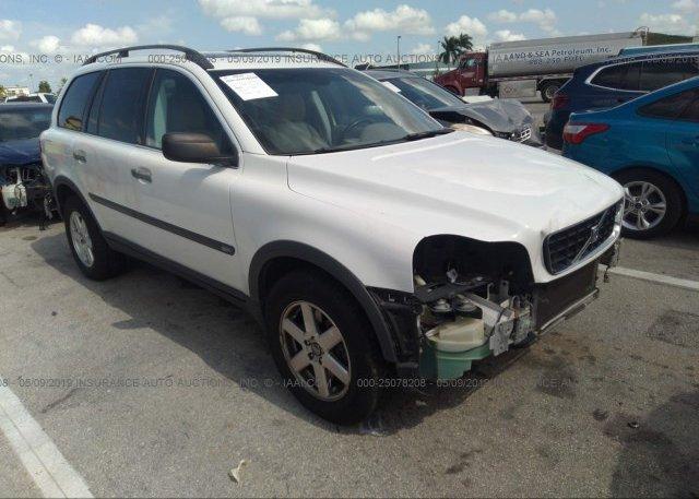 Inventory #768539905 2005 Volvo XC90