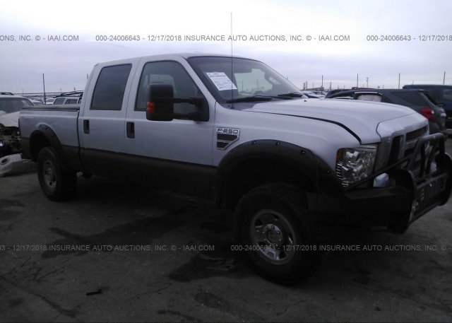 Inventory #845614802 2008 FORD F250