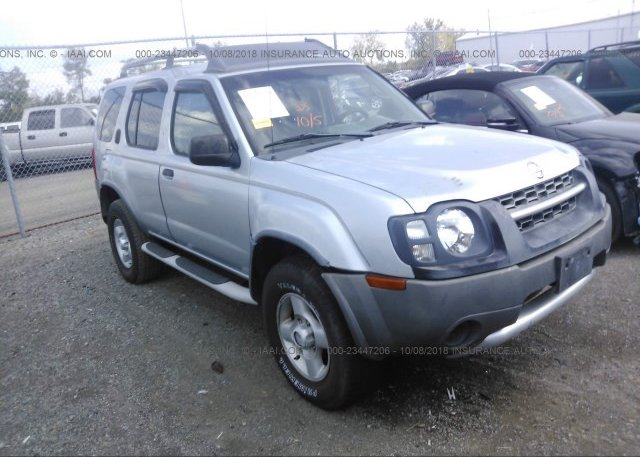 5n1ed28y53c626609 Original Silver Nissan Xterra At West Chester Oh
