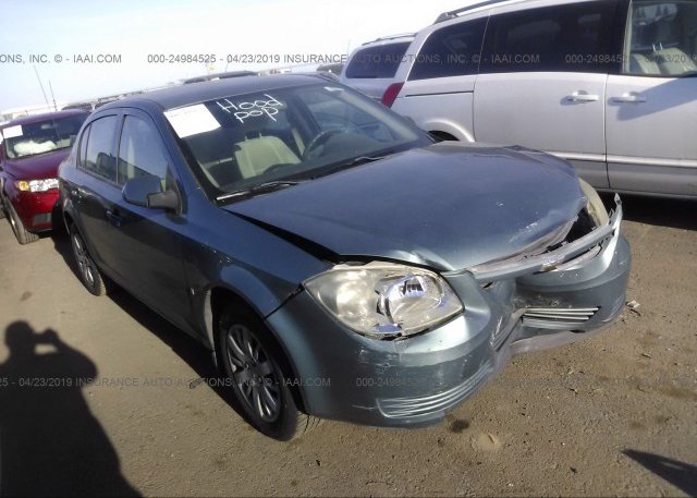 Inventory #871136522 2009 Chevrolet COBALT