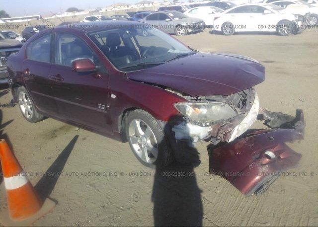 Inventory #981331027 2006 Mazda 3