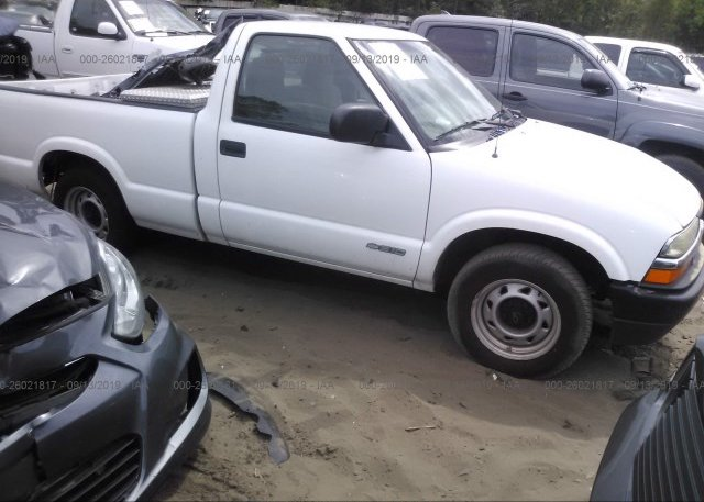 Inventory #882430424 2002 CHEVROLET S TRUCK