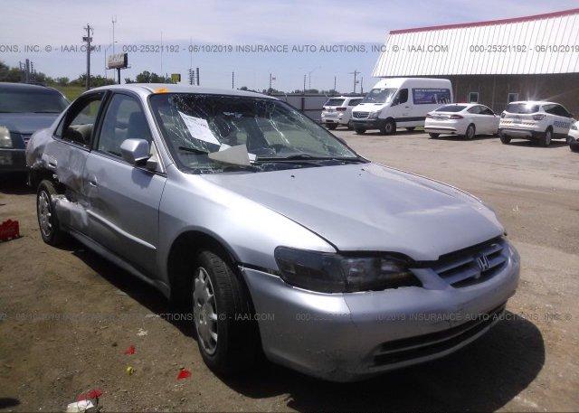 Inventory #116373470 2002 Honda ACCORD