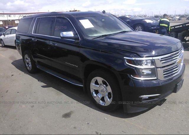 Inventory #634430030 2015 Chevrolet SUBURBAN