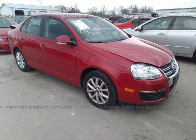 Inventory #701796524 2010 Volkswagen JETTA