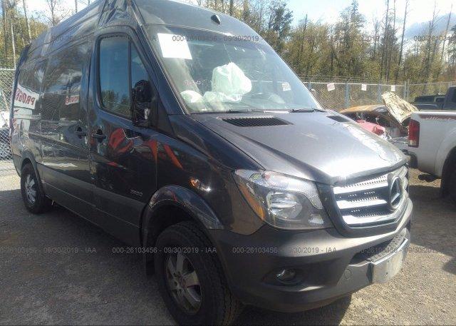 Inventory #443768862 2014 Mercedes-benz SPRINTER