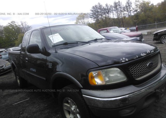Inventory #581784150 2003 FORD F150