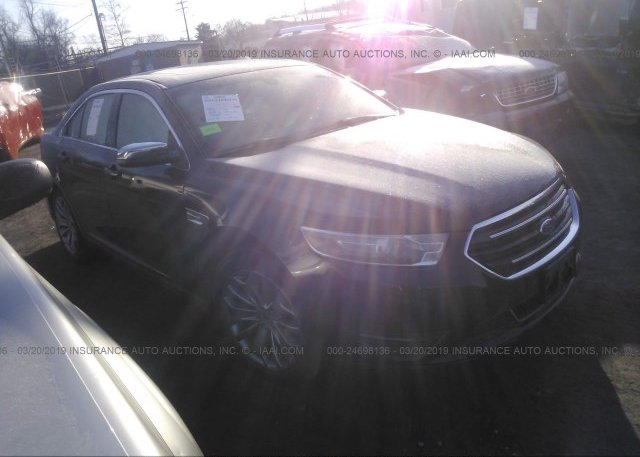 Inventory #940496501 2013 FORD TAURUS