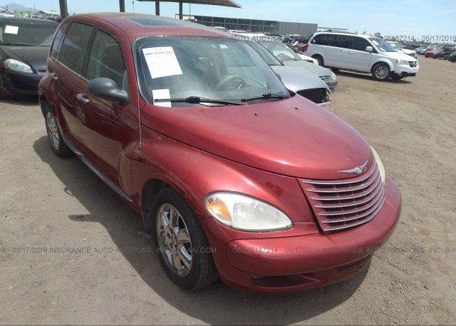 Inventory #261171117 2004 Chrysler PT CRUISER