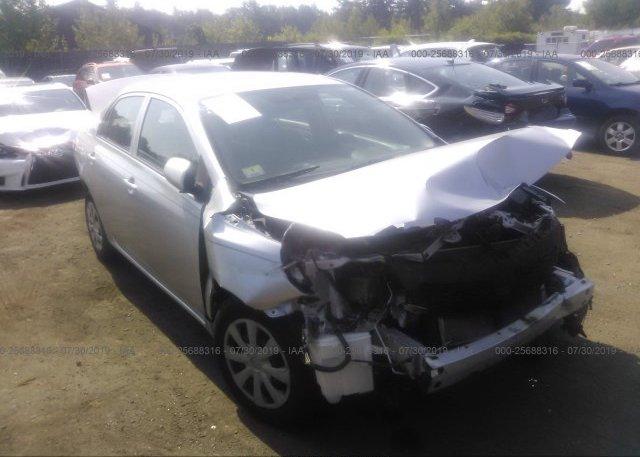 Inventory #942092138 2010 Toyota COROLLA