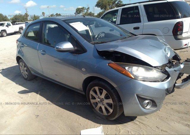 Inventory #351892954 2013 Mazda MAZDA2