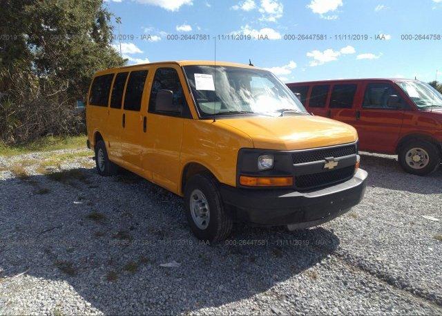 Inventory #699860203 2014 Chevrolet Express G3500