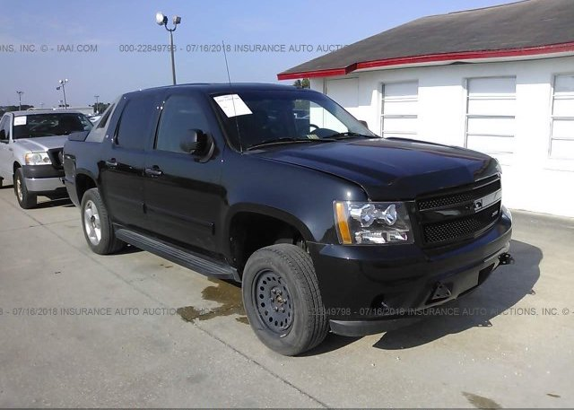 Inventory #330214882 2010 Chevrolet AVALANCHE