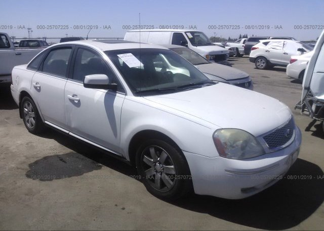 Inventory #173816321 2007 FORD FIVE HUNDRED