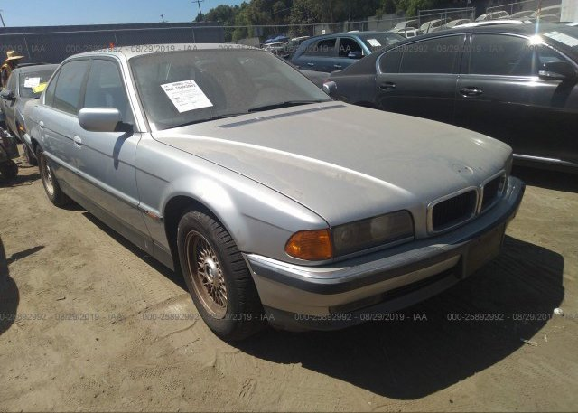 Inventory #915704315 1998 BMW 740