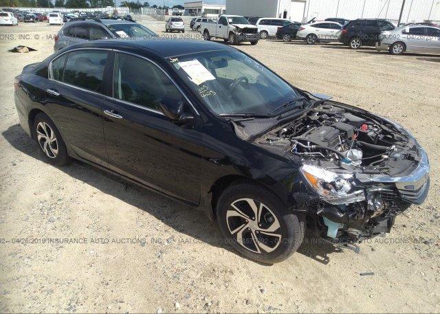Inventory #127305725 2017 Honda ACCORD