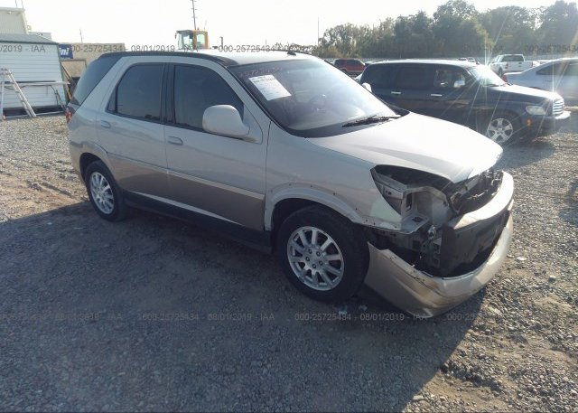 Inventory #988819622 2005 Buick RENDEZVOUS