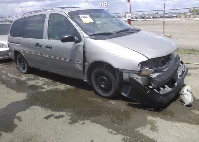 Inventory #705292800 1997 FORD WINDSTAR
