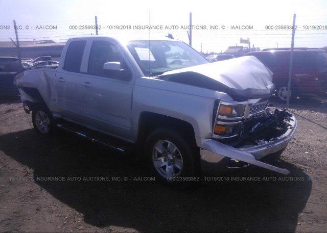 Inventory #654177424 2015 Chevrolet SILVERADO
