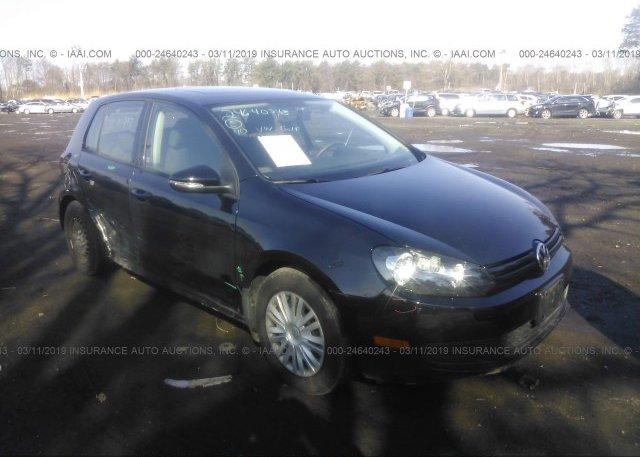 Inventory #121263983 2010 Volkswagen GOLF