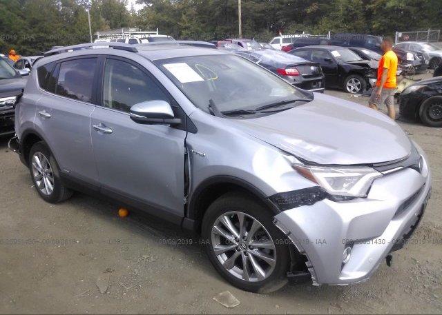 Inventory #918525777 2017 Toyota RAV4 HV