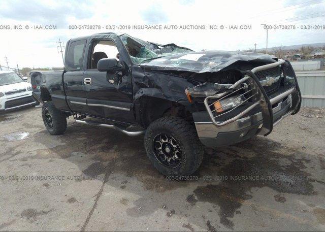 Inventory #379245957 2005 Chevrolet SILVERADO