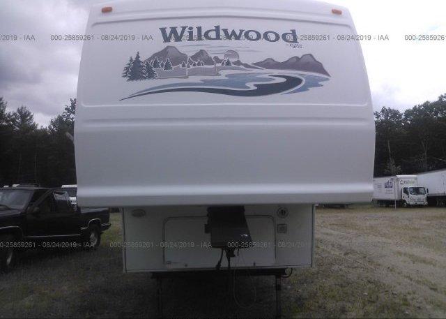 2005 FORESTRIVE WILDWOOD - 4X4FWDH225J044311