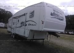 2005 FORESTRIVE WILDWOOD - 4X4FWDH225J044311 Left View